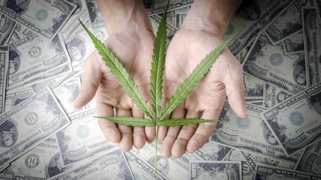 Los bancos se apartan del negocio del cannabis