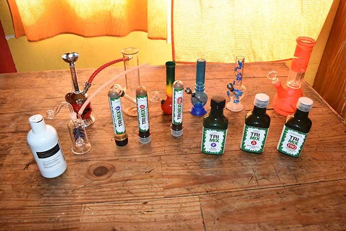 """Primer """"almacén del cannabis"""" en Villa María"""