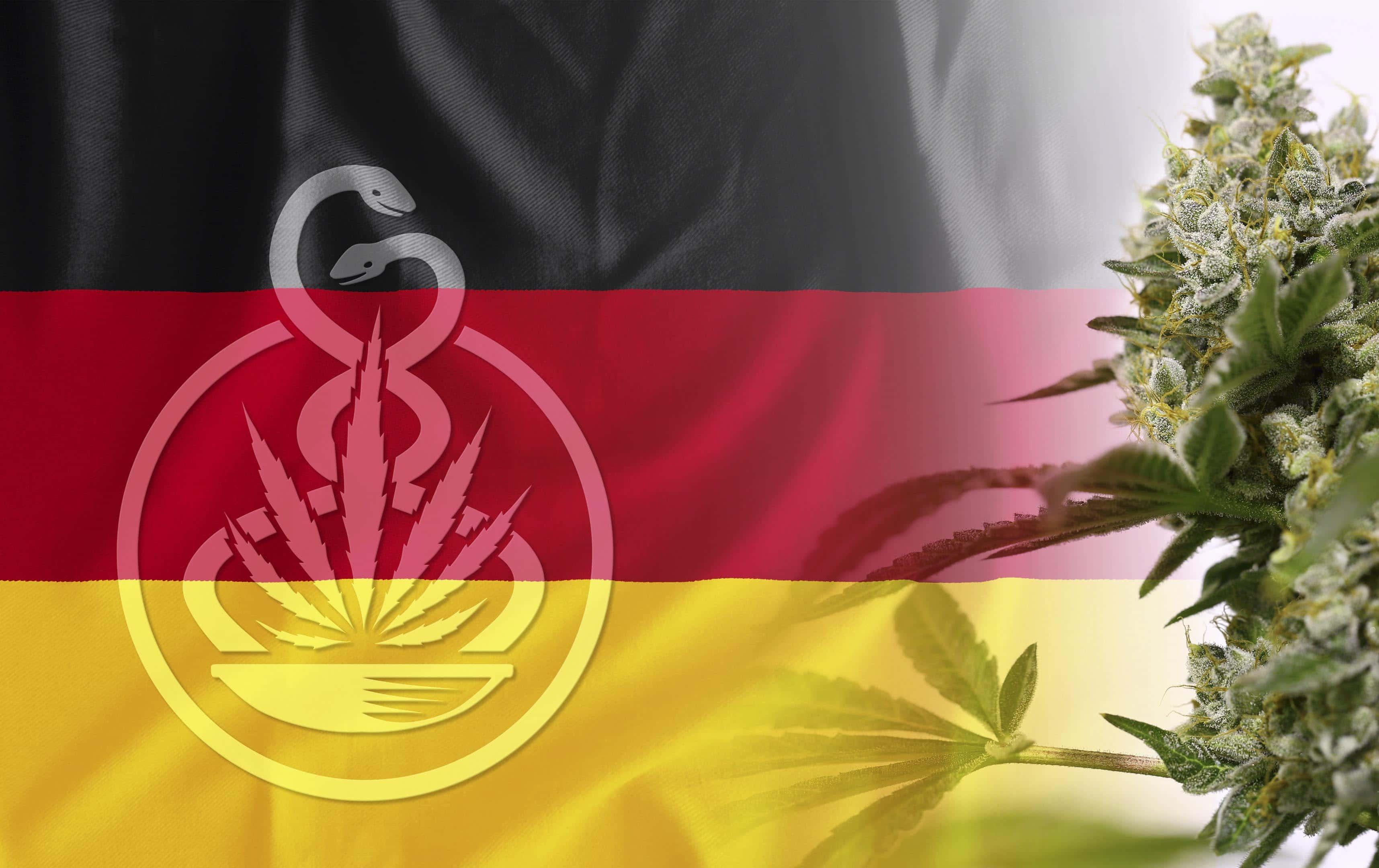 Alemania va a cultivar su marihuana medicinal