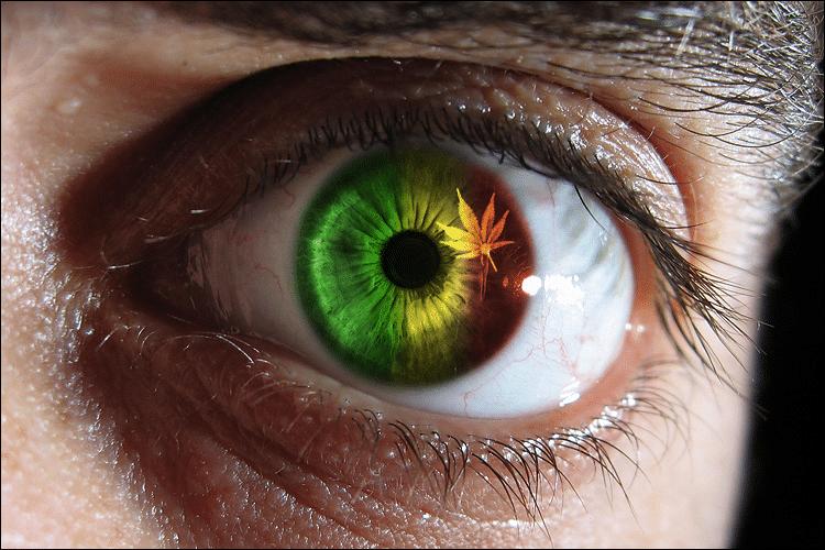 El THC es útil para prevenir la pérdida de la visión