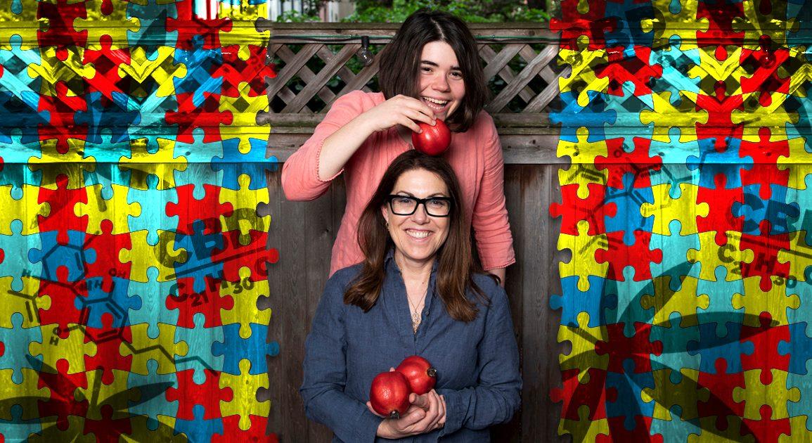 El CBD y la dieta ayudan a la madre a tratar el autismo de su hija