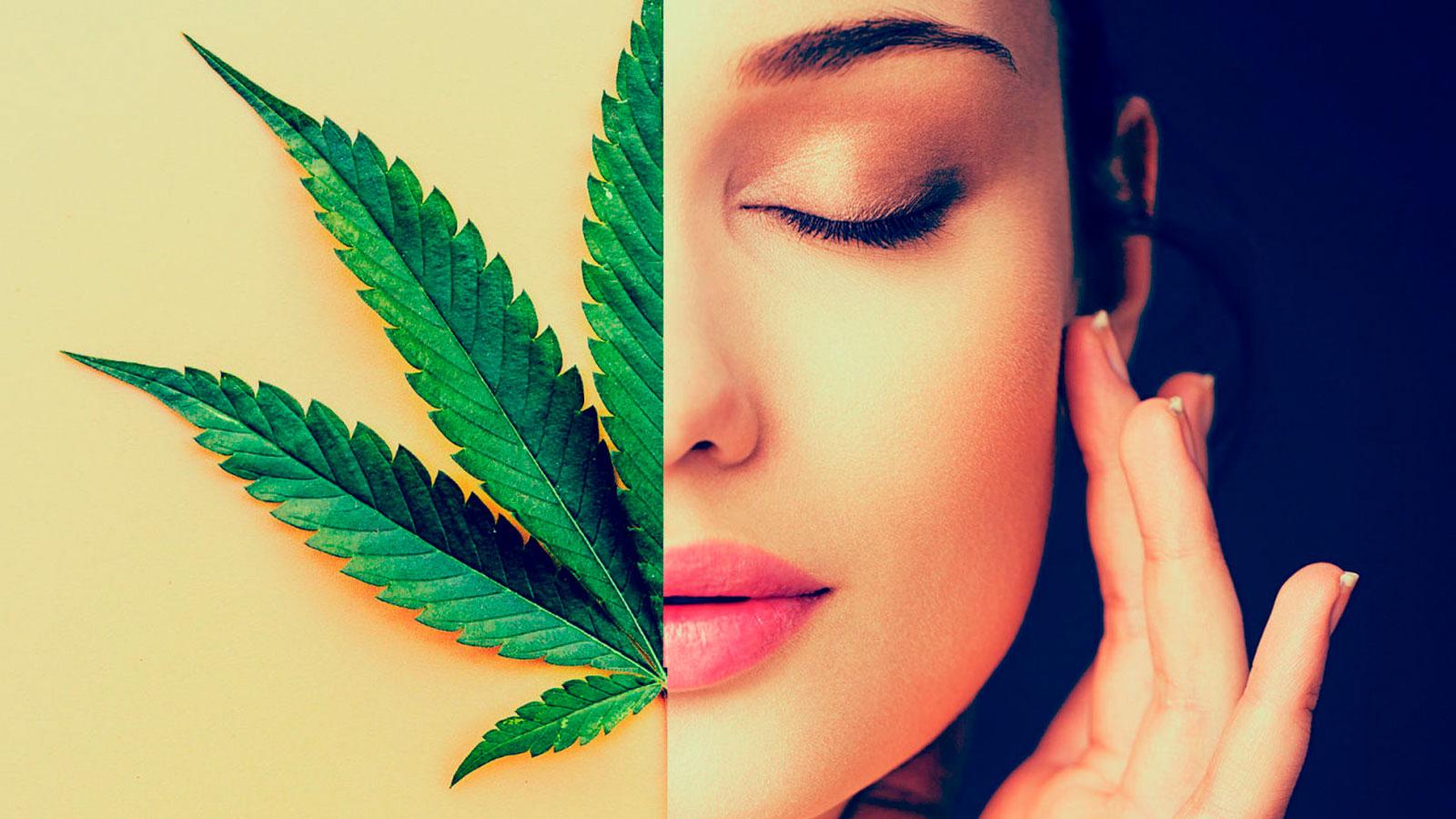 Enfermedades de la piel curadas con cannabis