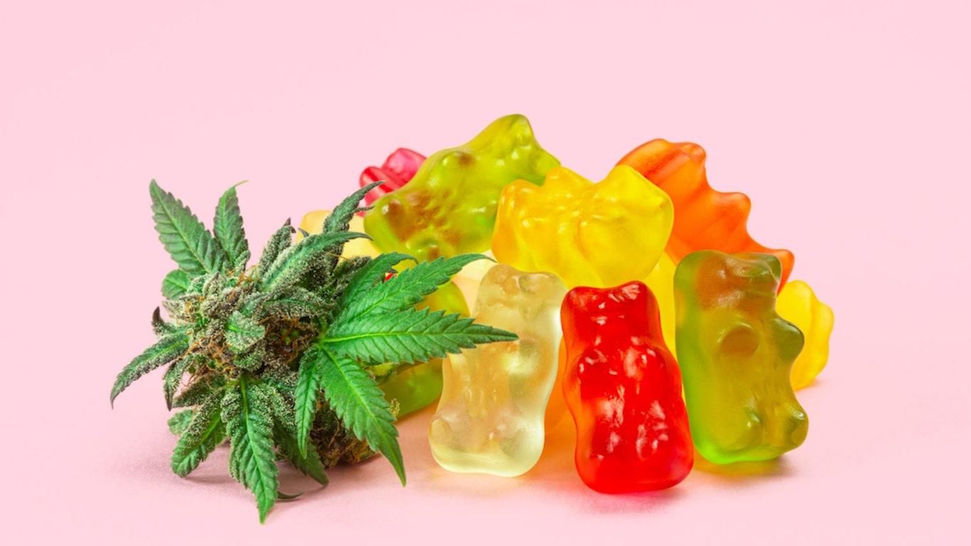 Los dulces de marihuana que se han popularizado en el mundo